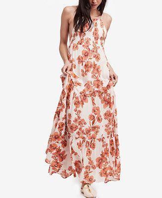 Free People Garden Party Maxi Dress   Dresses   Women   Macy's