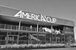 America's Cup Park - Louis Vuitton store
