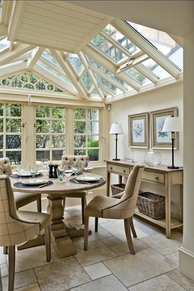 Orangery Residence Ideas. #Orangery #Orangerie