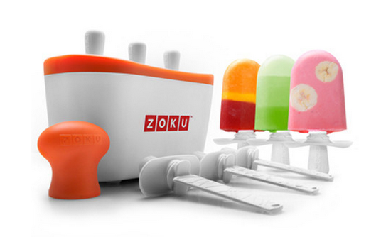 Enter the  Zoku Pop Maker Giveaway. Ends 2/20