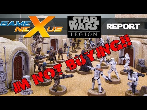 The Star Wars Legion Hype Train is too much for me | enterthegamenexus