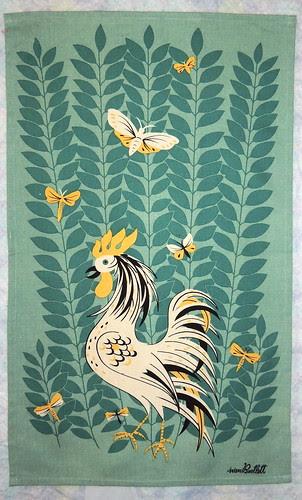 Sophie's Tea Towel