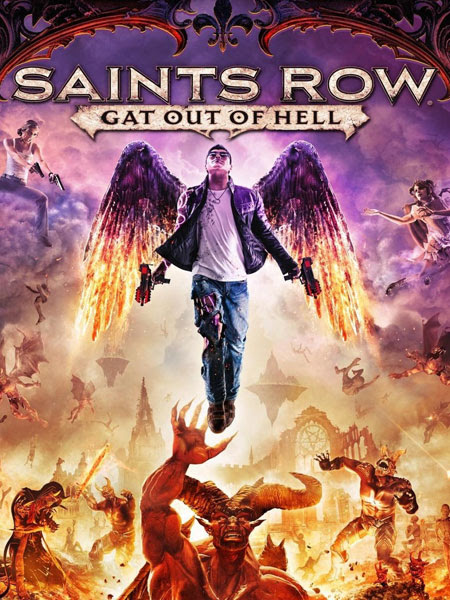 ���� ���� ������ �������� 2016 Saints Row Gat Out of Hell ���� ����� ���� 5.63 G + �������