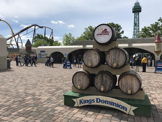 Kings Dominion Taste of Virginia - Beltway Bargain Mom | Washington DC Northern VA Deals and Coupons