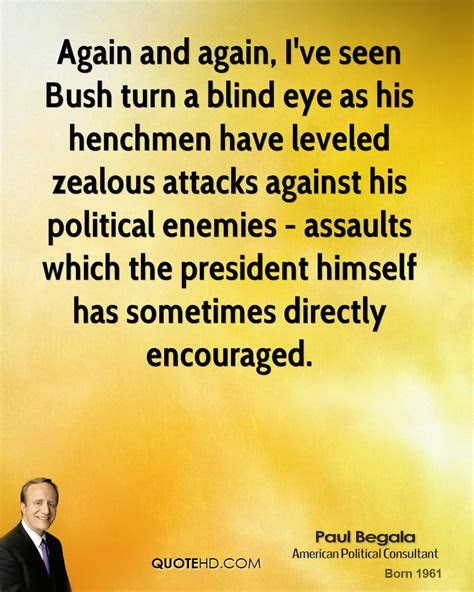 Turning A Blind Eye Quotes