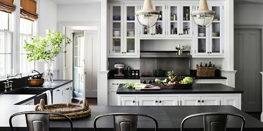 10 Grey Kitchens - Gray Kitchen Design Ideas and Inspiration