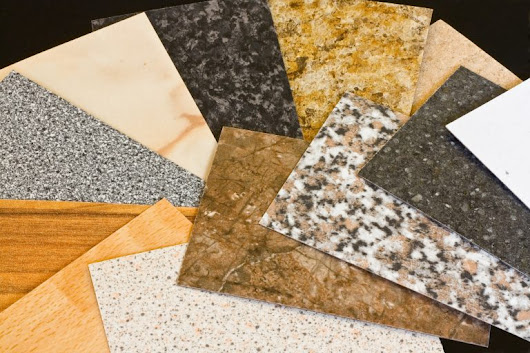 A guide on how to choose a kitchen worktop - DFP Building Services