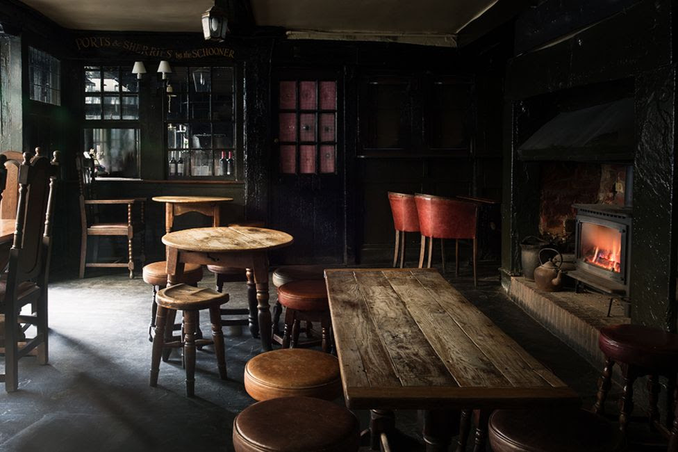 The George Inn - Borough, London