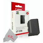 Canon LP-E6N Lithium-Ion Battery Pack for Canon Eos 5DS, 5DS R, 60D, 60Da, 70D, 80D, 6D, and 6D Mark II