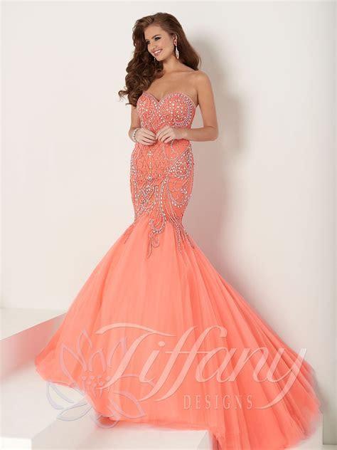 Tiffany Designs   16162   Prom Dress   Prom Gown   16162