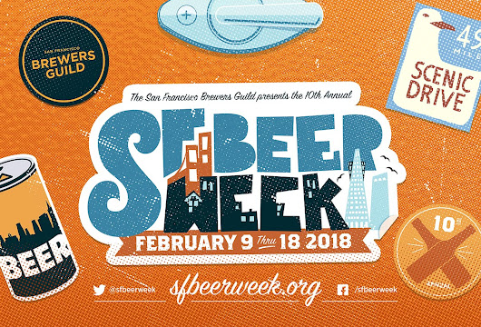 SF Beer Week 2018