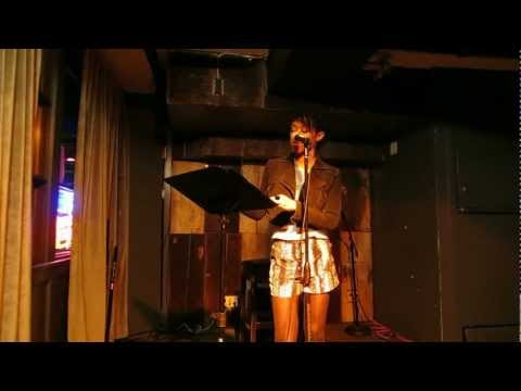 Poet Camille Rankine @ Mike Geffner Presents The Inspired Word