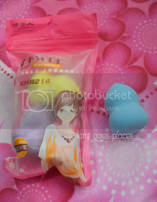 ♕ Review : Light In Abox - Makeup Sponge?? ♕