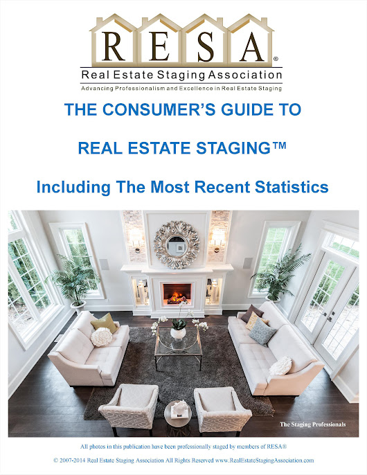 REVA: Proud Member of the Real Estate Staging Association!