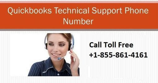 quickbooks technical support phone number | QuickBooks Customer Care @+1-855-861-4161