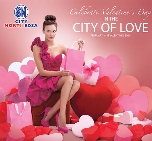 Celebrate Valentines Day in the City of Love in SM City ...