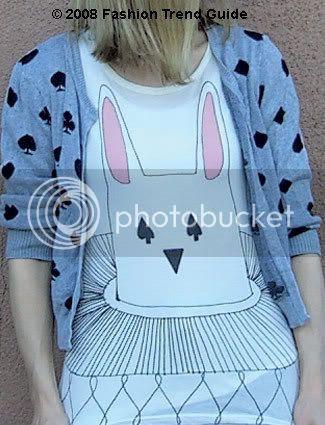 rabbit bunny t shirt