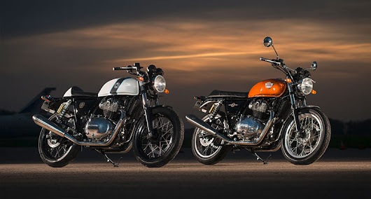 Royal Enfield Interceptor and Continental GT 650, My View