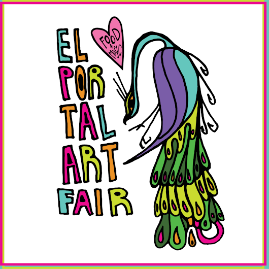 Call For Artists: Showcase Your Work At the El Portal Art Fair -