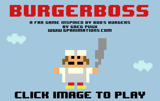 Burgerboss Fan Game