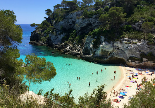 How Visiting a Nude Beach in Menorca Helps with Body Acceptance - CrookedFlight
