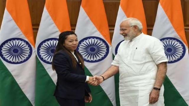 मीराबाई चानू को पीएम ने दी बधाई, बोले- ओलंपिक की इससे सुखद शुरुआत नहीं हो सकती