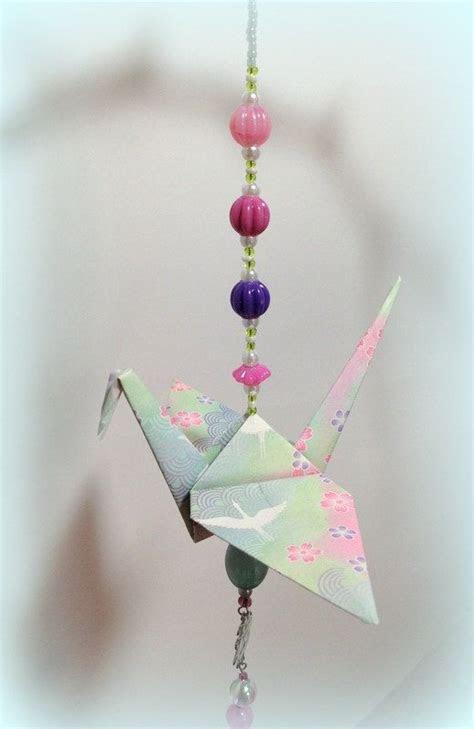 Best 25  Origami cranes ideas on Pinterest   2 origami