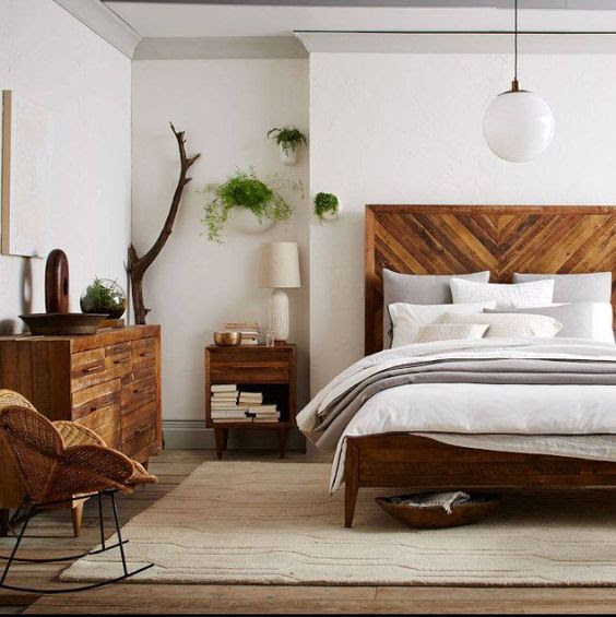 8 Gorgeous Vintage Mid Century bedrooms you will adore ...