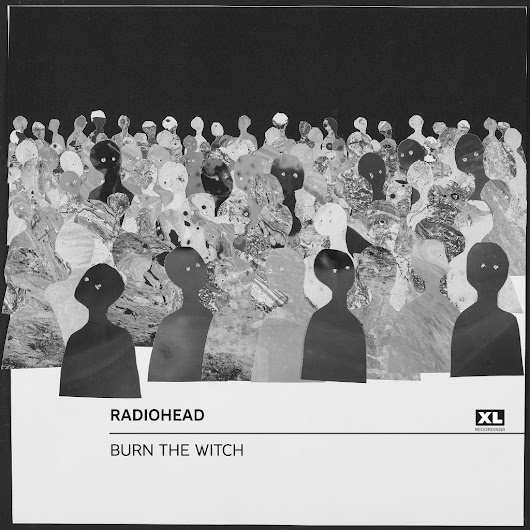 "Radiohead ""Burn The Witch"" - Apes on Tape"