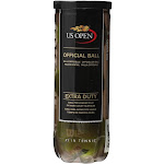 Wilson US Open Tennis Balls - Tube of 3