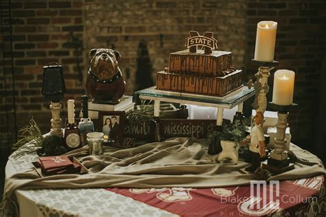 ms state grooms cake ? Southern Productions Mississippi