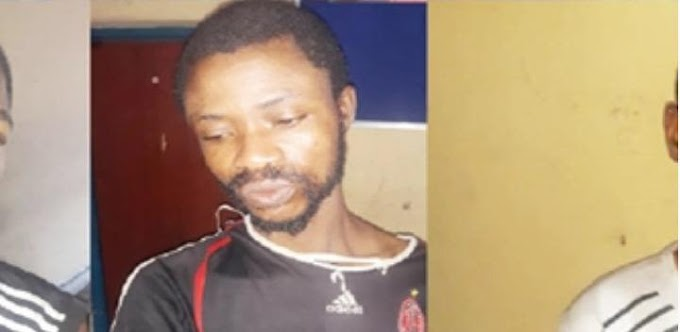 How We killed Abducted Cop After collecting #1m Ransom - Criminal Suspects Reveals