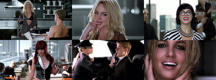 11 Britney Spears Womanizer Music Video Moments You