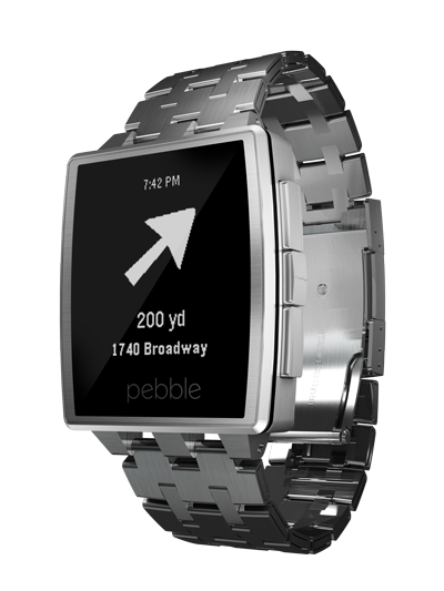 Where To? for Pebble is available  | FutureTap