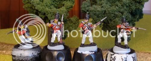 British Redcoats