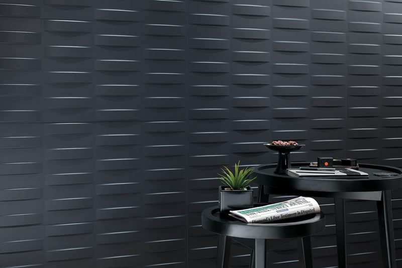 25 Spectacular 3D Wall Tile Designs To Boost Depth and Texture homesthetics ideas (5)