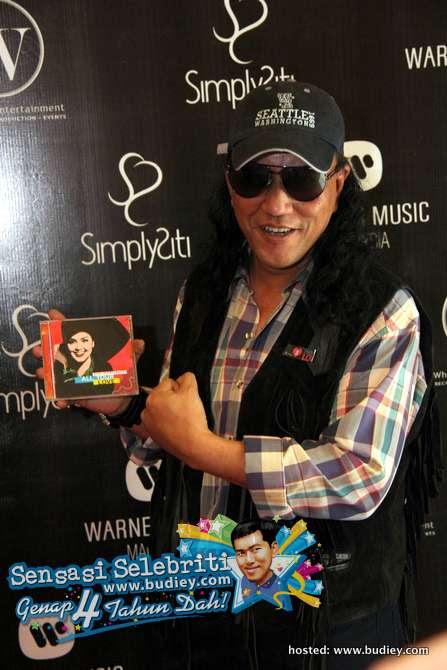 Selebriti di Pelancaran Album Siti Nurhaliza