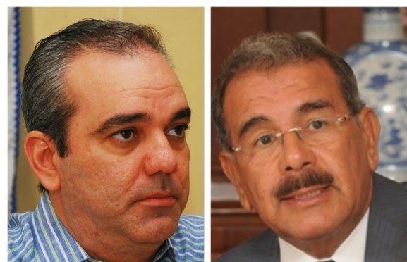 Danilo Medina 63%, Luis Abinader 29, según la última encuesta Gallup-Hoy