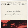 A Brief Discussion of a Cormac McCarthy Sentence