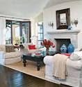 Coastal Living Room Style