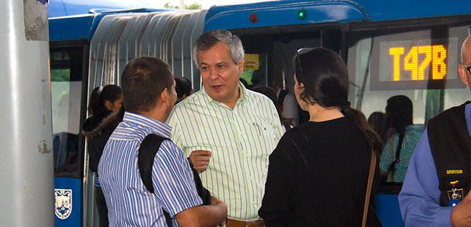 Metrocali presenta metodología para evaluar operación del MIO