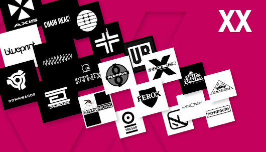 20 Over 20: Important Techno Labels Every Fan Should Know