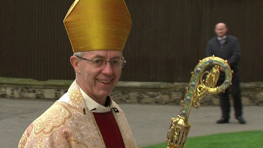 Justin Welby says DNA results 'change nothing' - BBC News