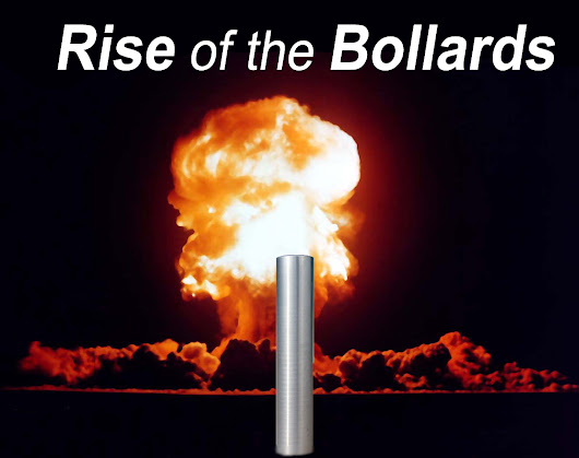 Rise of the Bollards Blockbuster Action Film Concept