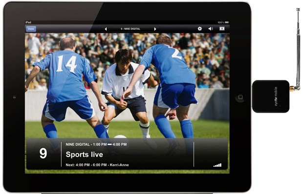 Elgato EyeTV Mobile brings Dyle live TV tuning to data capdodging iOS devices
