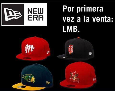 edf26f2fa8e47 Baseball WorldWide  Lanzamiento de gorras New Era de LMB