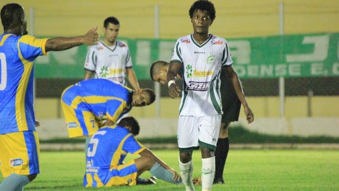 Vitinho, Luverdense (Foto: Assessoria/Luverdense Esporte Clube)