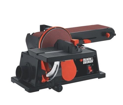 Benchtop Sander Discounted Hot Deals Black Decker Bdsa100 4 Inch Belt 6 Inch Disc Sander For