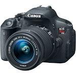 Canon EOS Rebel T5i 18.0 MP SLR - EF-S 18-55mm IS STM Lens
