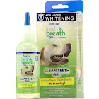 Tropiclean Fresh Breath Advanced Whitening Clean Teeth Gel 4 oz.